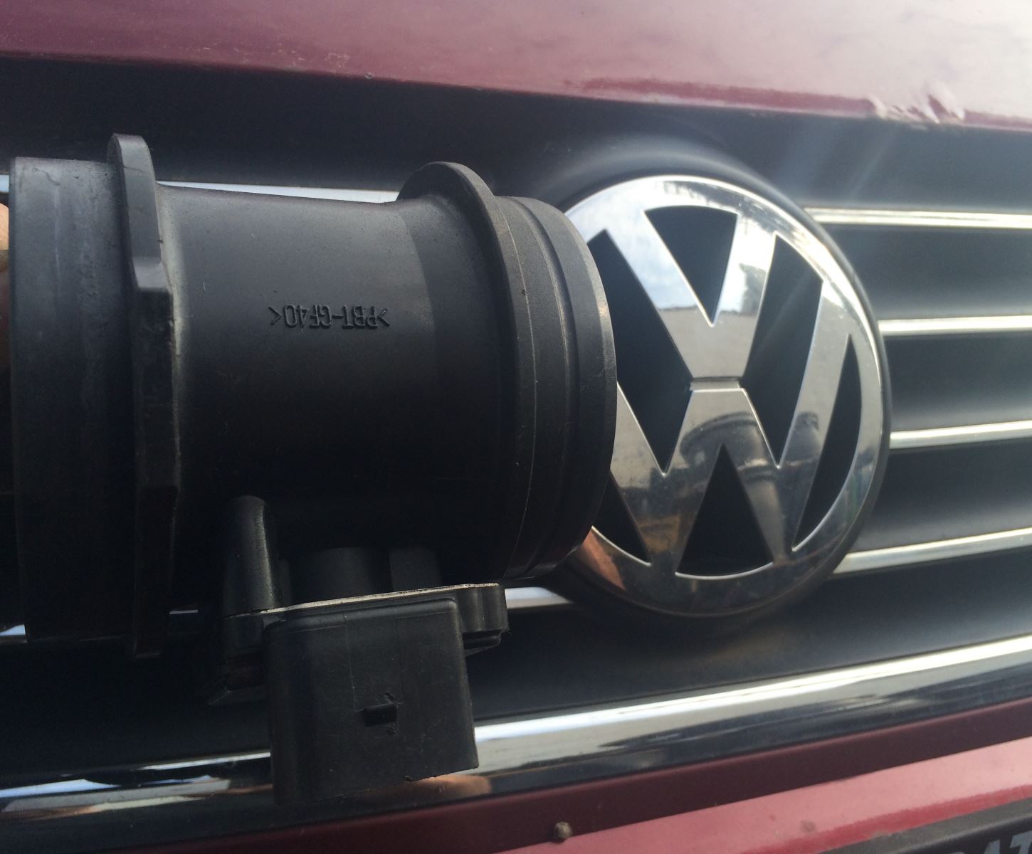 VW MASS AIR FLOW SENSORS EXPLAINED