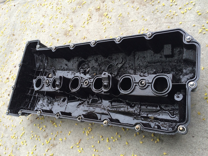 Common Valve Cover Gasket Leaks